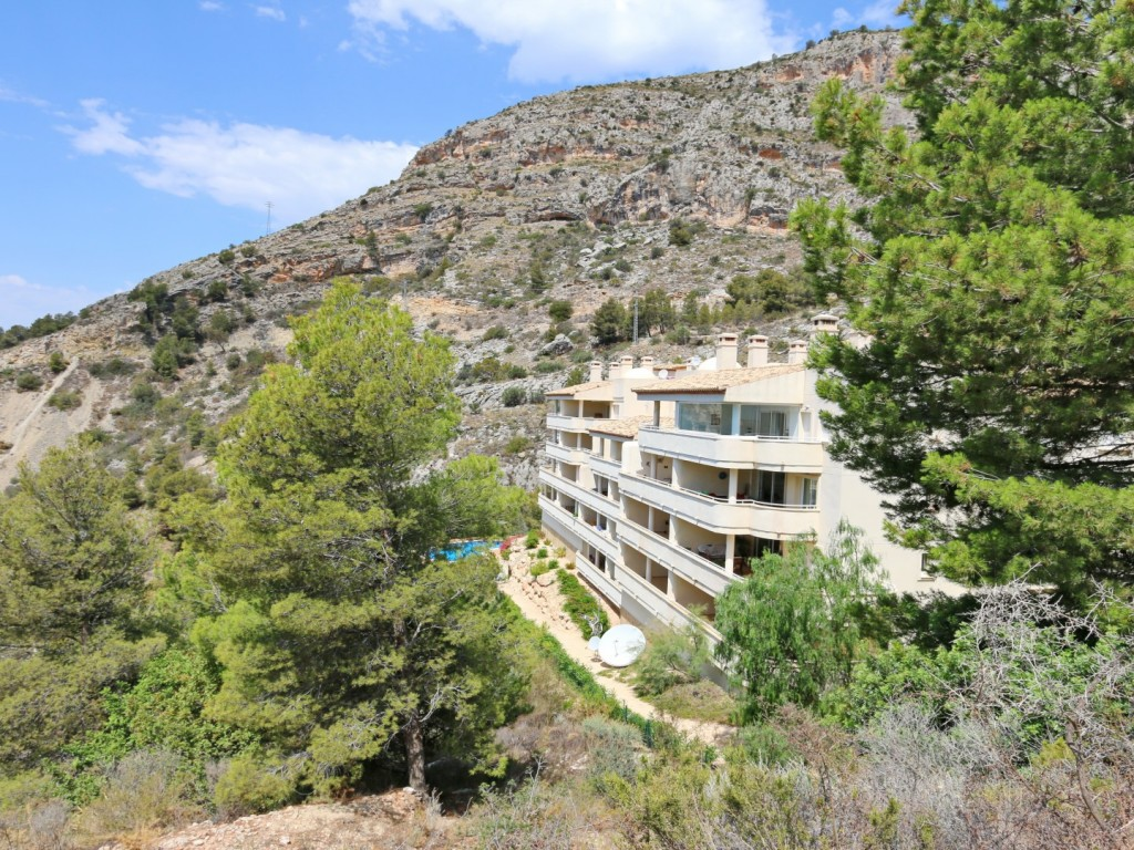 APARTMENT IN ALTEA HILLS