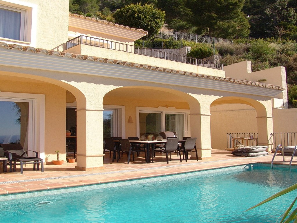 VILLA IN ALTEA HILLS