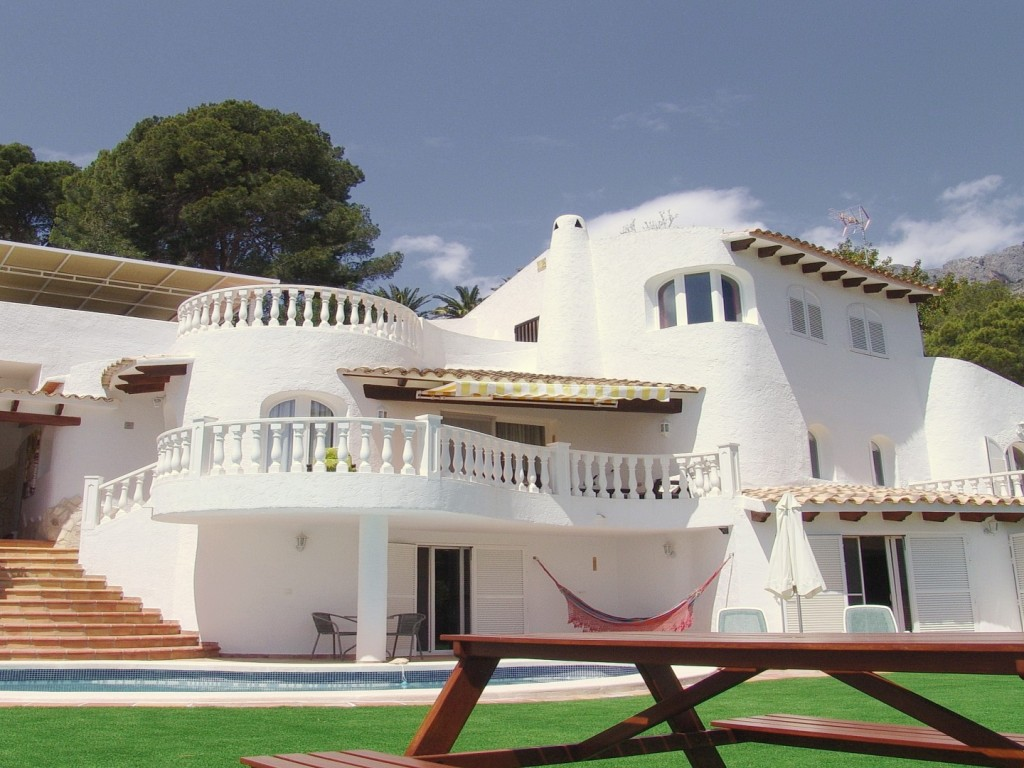 VILLA IN ALTEA LA VELLA